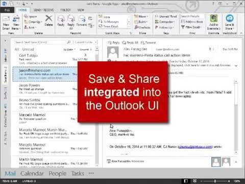 Category: Move Outlook Email To Cloud Storage - mail2Cloud
