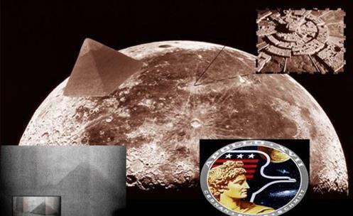 Bases Alienígenas e Pirâmides: É por isso que não voltamos mais a lua? Ou nunca fomos?