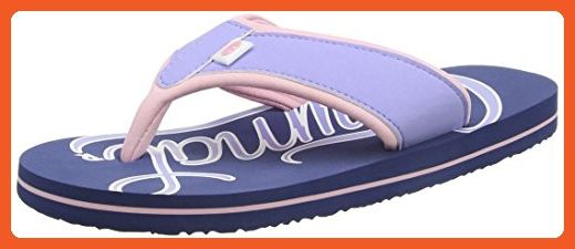 Animal Swish Logo Women's Flip Flop - Sailor Blue-UK 8 - Sandals for women (*Amazon Partner-Link)