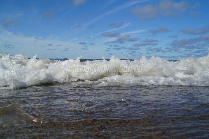 Baltic Sea @Jastrzębia Góra