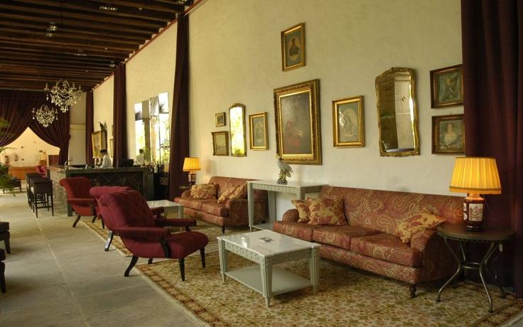 Convento Do Carmo | Hotel in Salvador Bahia | Brazil lounge in the cloister
