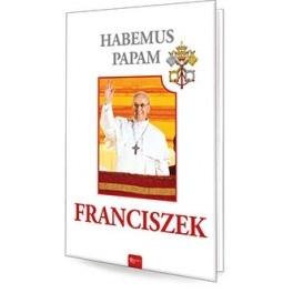 Habemus Papam Franciszek - pierwszy album o nowym Papieżu. Piękne, oryginalne wydanie!