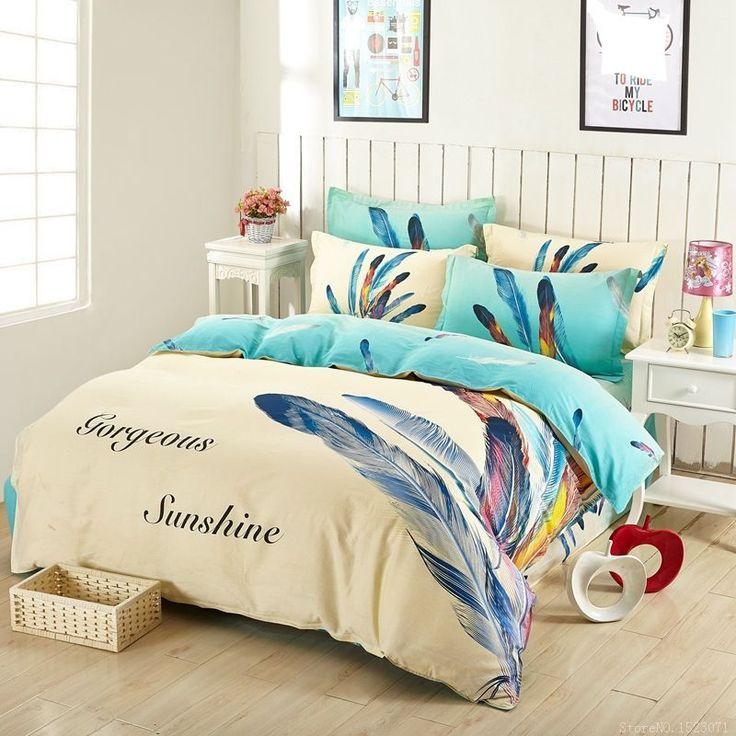Best 25+ Queen size duvet ideas on Pinterest   Quilt cover, Duvet ... : queen bed quilt cover size - Adamdwight.com