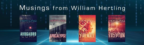Love this author. Free ebook today only! William HERTLING: Freebie & Goodreads Vote