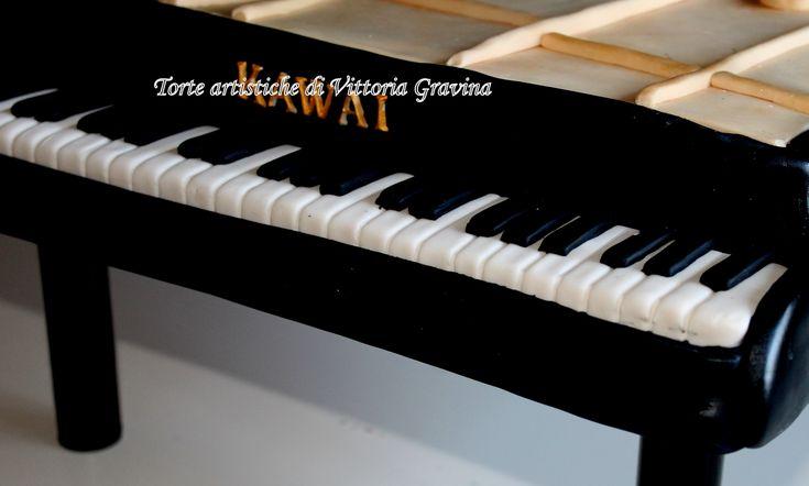 Torta Pianoforte