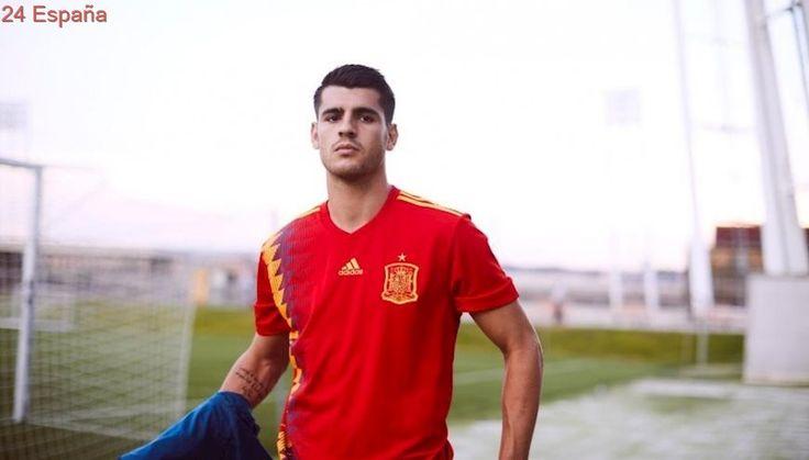 España lucirá la camiseta 'republicana' en el Mundial de Rusia 2018