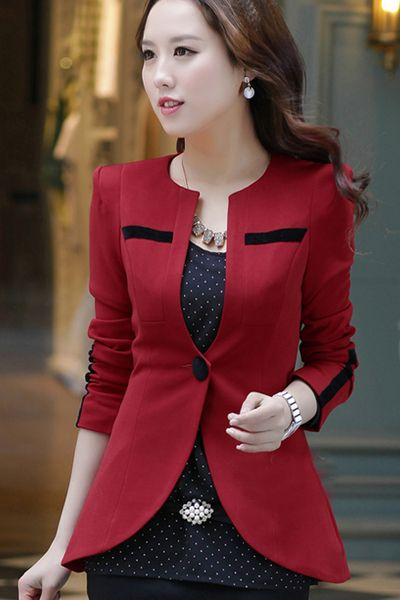 Woman New Style Red Cotton Suit(US$12.99)