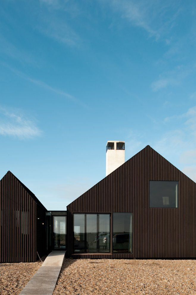 The Shingle House    NORD Architecture