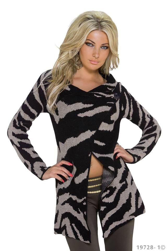 La nostra proposta di capi animalier vuole valorizzare il look femminile rispettando la principale tendenza moda della stagione.
