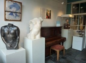 Pablo Rueda Lara Museum for ceramics , Aelbrechtskolk 10 3024 RE Rotterdam 010-4760283 pablo.rueda.lara@chello.nl www.pabloruedalara.nl