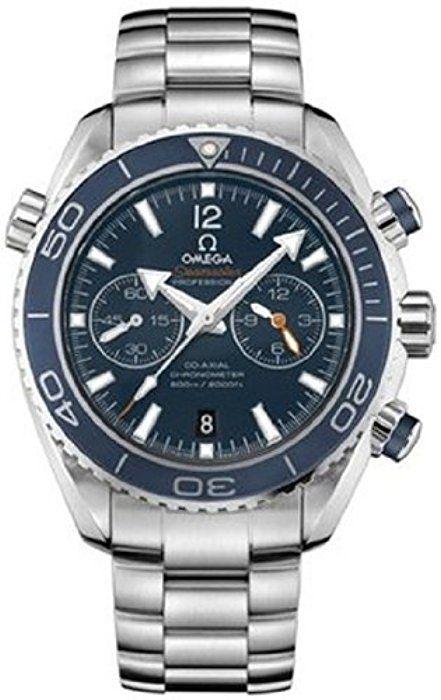 Omega Seamaster Planet Ocean 232.90.46.51.03.001-Reloj cronógrafo