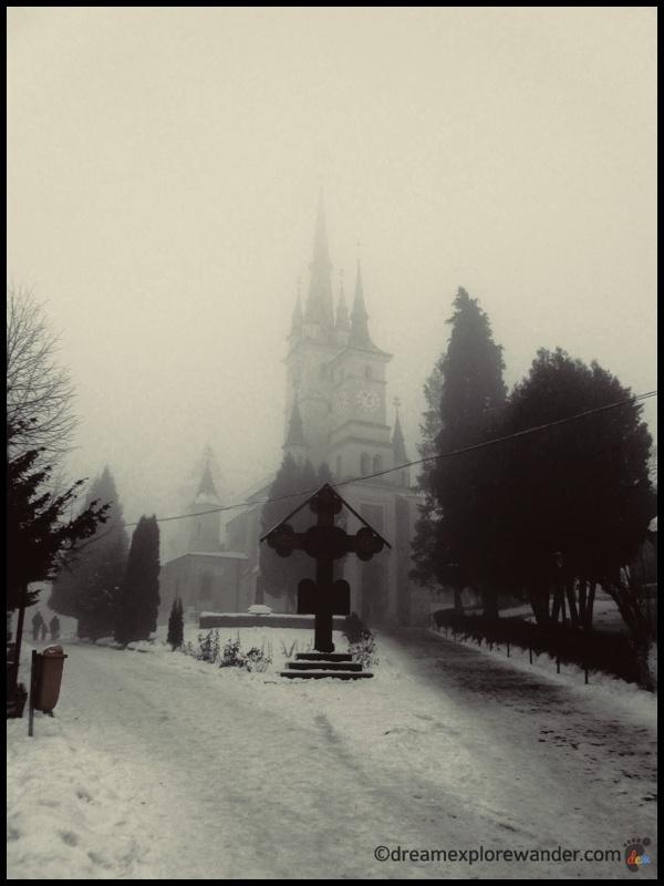 The gorgeous St. Nicholas Church