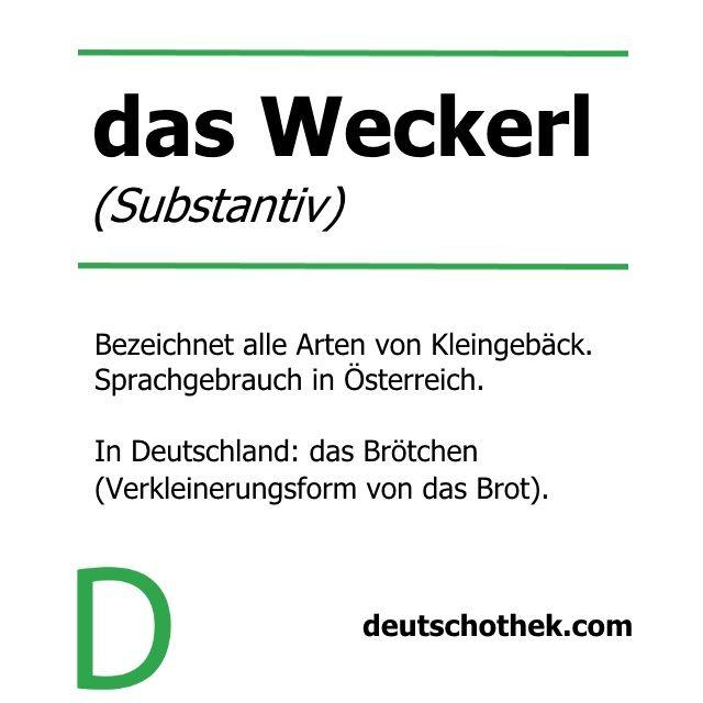 zum #InternationalSandwichDay unser #WortderWoche #Weckerl #Brötchen #Gebäck #Deutschothek #Sprachenlernen #Deutschlernen #LearnGerman