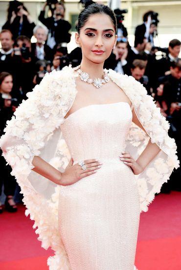 Sonam Kapoor, Cannes 2016