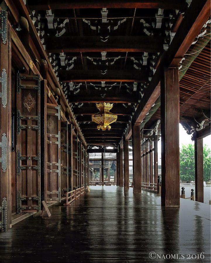 Nishi-Honganji by nao - Photo 160232169 - 500px