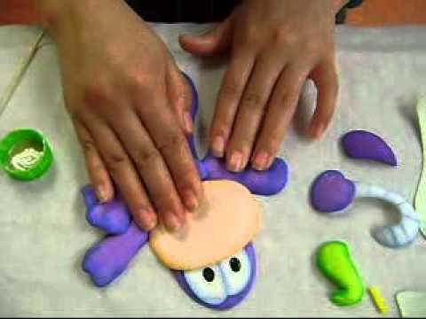 DIY Portalapices Reciclado en Foami, Goma Eva, Microporoso, Easy Crafts - YouTube