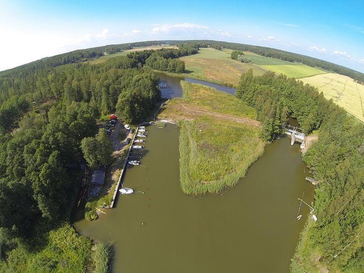SE-Action Melontakeskus ilmakuvaa Länsi-Uudeltamaalta #Finland #visitsouthcoastfinland