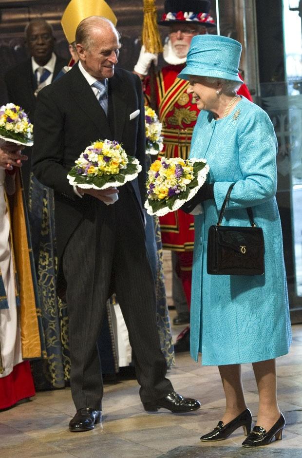 Queen Elizabeth II married Prince Philip in 1947. The