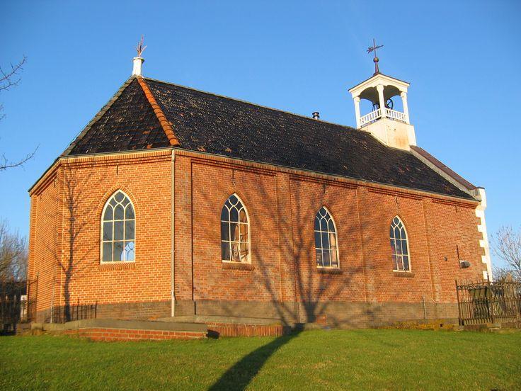 Hervormde kerk Eppenhuizen -