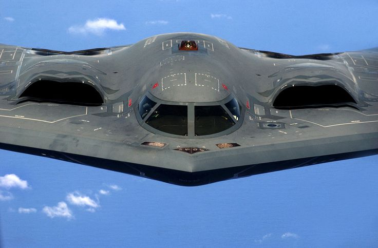 B2 Spirit closeup - Northrop Grumman B-2 Spirit - Wikipedia, the free encyclopedia