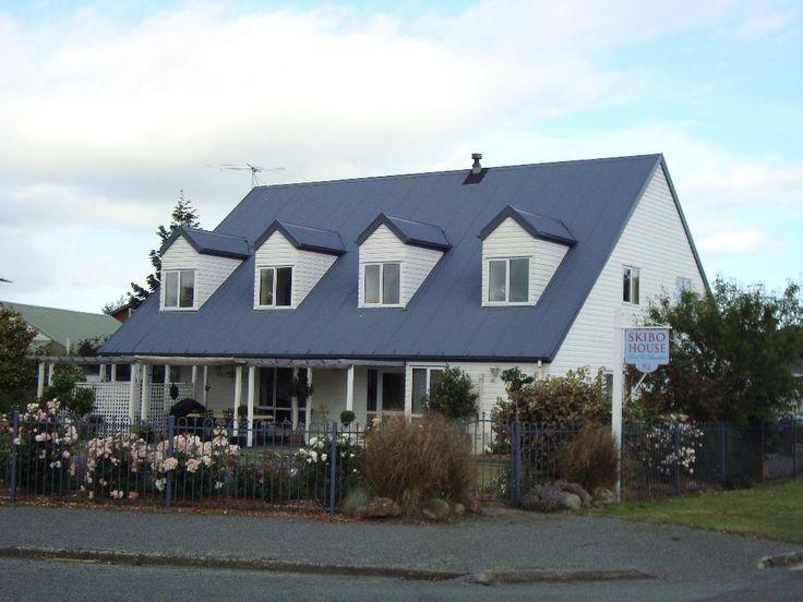 Skibo house B&B - Methven, New Zealand