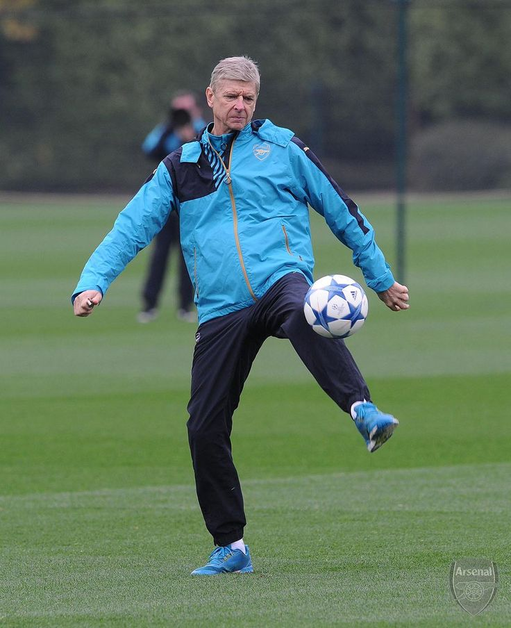 ~The great Arsne Wenger~