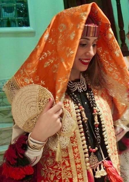 Tenue traditionnelle tunisienne | Pinterest
