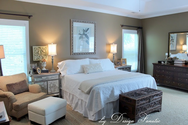 Diy Design Fanatic Decorating A Master Bedroom On A Budget More