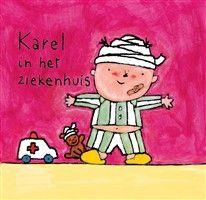 Boekenhoek: Karel in het ziekenhuis