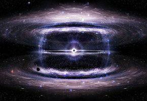 Обои галактика, Пространство, звёзды