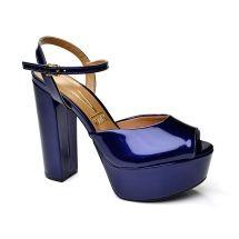 Sandália 70's Vizzano - Azul