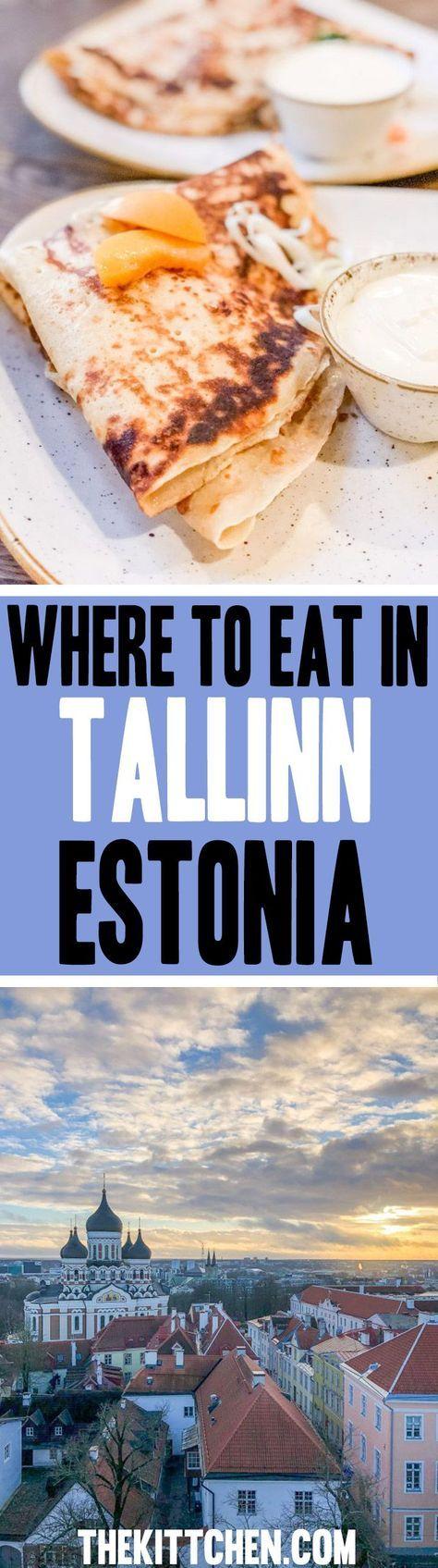 Estonia s capital city is filled diverse