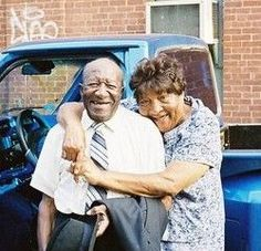 Couple of 73 Years Shares Advice On How They Make It Work..... They site friendship as the foundation of their relationship.