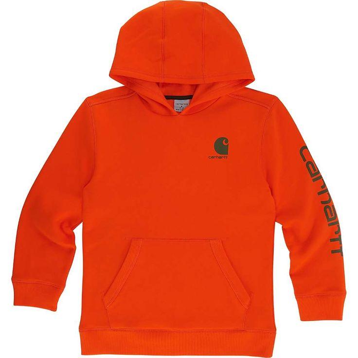 Carhartt Kids' Signature Carhartt Sweatshirt