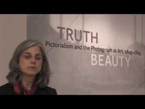 TruthBeauty: Pictorialism and the Photograph as Art, 1845-1945 at The Phillips Collection - YouTube
