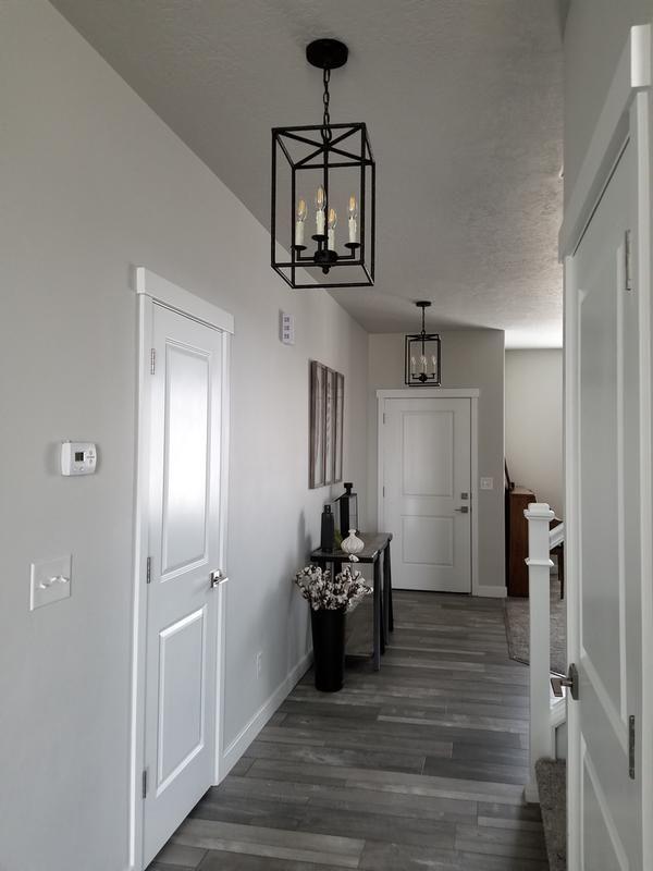 Hadley 4 Light Pendant Ballard Designs House Flooring Grey Flooring Living Room Home