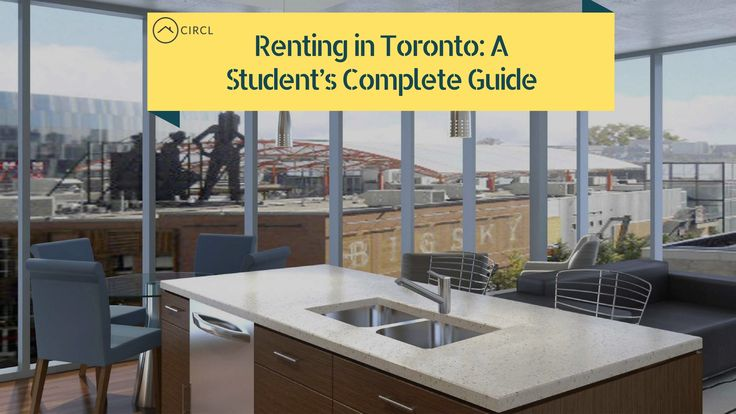 Renting in Toronto: A Student's Complete  Guide  It's important for you to understand everything about your future apartment before you sign the lease! Further info: https://www.circlapp.com/blog/renting-toronto-students-complete-guide/