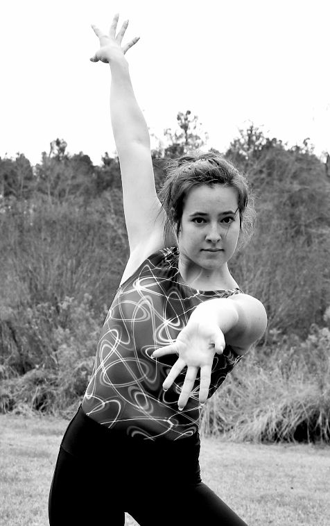 #Lydiathegymnast #Selftaughtgymnast #Gymnastics #Pose #Blackandwhite