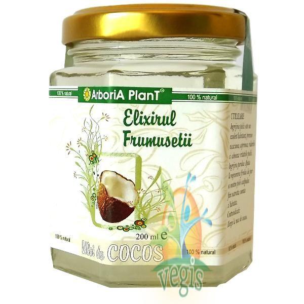 Produs cosmetic din ulei de cocos