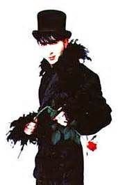 The ever fabulous Marc Almond, whom you might know as one half of Soft Cell (Tainted Love) inspired the creation of Raoul Sinclair. Raoul has a mysterious past, no memories but is determinded to make it big as a pop star. He is also a Mirror Walker and posses magical powers.