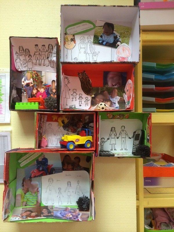Cabinets de curiosités chez Marie B