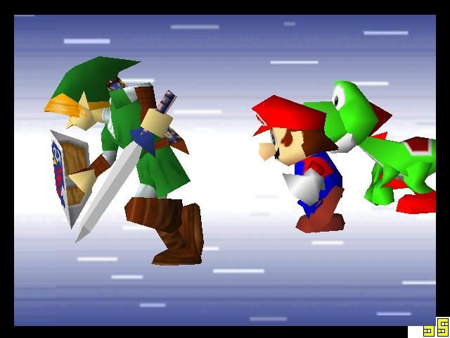 super smash bros 64 gif - Google Search