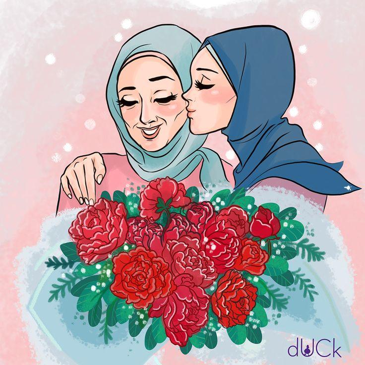 DuckScarves instagram illustration @soefara