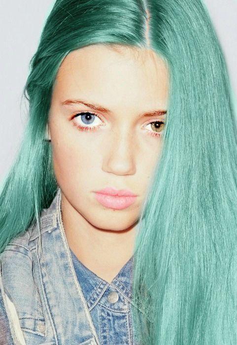 Colour Hair Tumblr Hair Hair Hair Color Dyed Hair