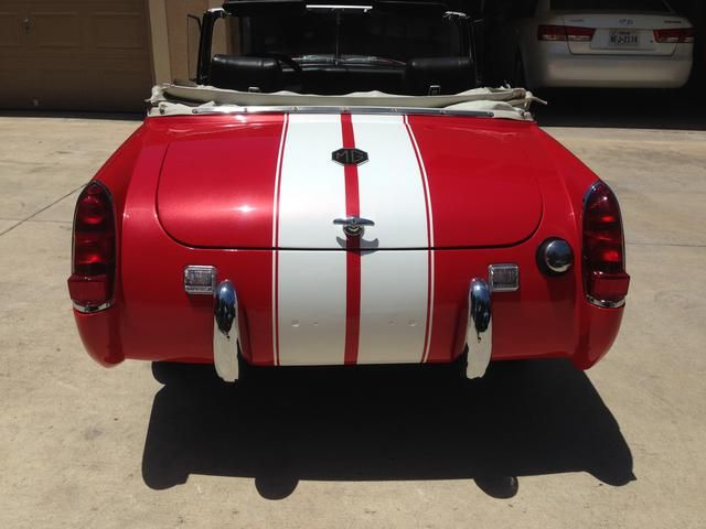 Bumperless Pics? (Page 3) : MG Midget Forum : MG Experience Forums : The MG Experience