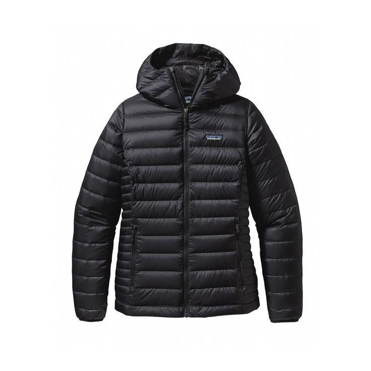 Veste femme Patagonia - Down Sweater Hoody | Livraison gratuite