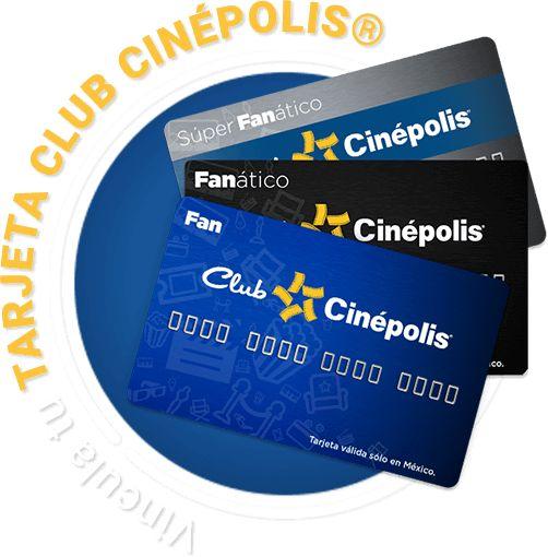 Club Cinépolis ID