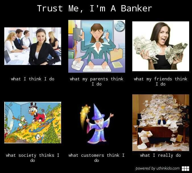 9a0a927dd289d206d078f1b83c9ac615 bank humor job humor 211 best banker's hours $$$$$$ images on pinterest funny shit,Banker Memes
