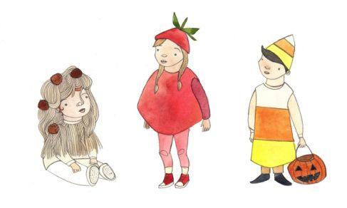 DIY Food Costumes for Kids | Relish.com