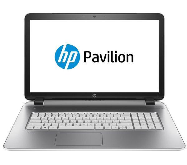 Pc portable pas cher Carrefour, achat HP Ordinateur portable Pavilion 17-F076nf prix promo Carrefour.fr 449.00 € TTC